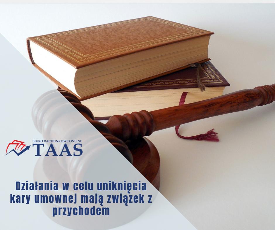 Wydatki na postępowanie sądowe w celu uniknięcia zapłaty kary umownej są kosztem podatkowym